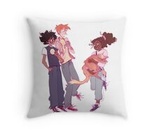 """""""You bought that monster??"""" Throw Pillow"""