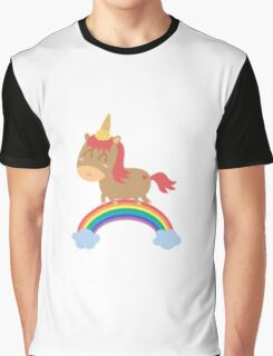 Unicorn Silly But Happy | 2016 Graphic T-Shirt