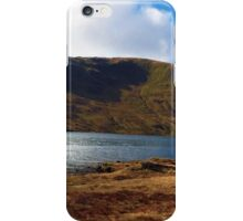 Grisedale Tarn in the Lake District National Park, UK iPhone Case/Skin
