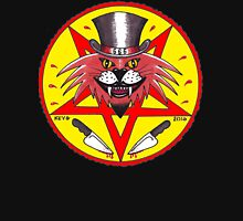 JACK THE RIPPER CULT CAT IN COLOR Unisex T-Shirt