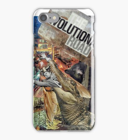 The Evolutionary Road iPhone Case/Skin
