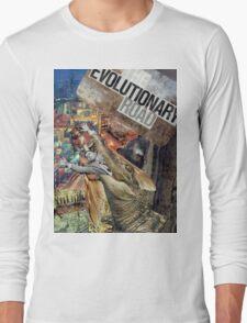 The Evolutionary Road Long Sleeve T-Shirt