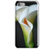 Poppy's Lily (in color) iPhone Case/Skin