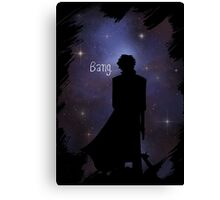 See You, Space Cowboy Canvas Print