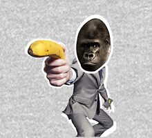 Monkey In A Suit Pullover