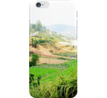 Da Lat Village iPhone Case/Skin