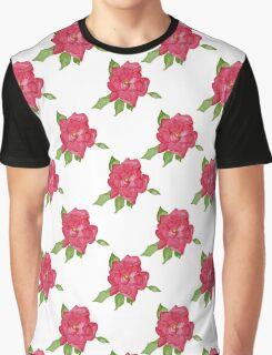Wild roses  Graphic T-Shirt