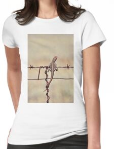 High Wire Act Womens Fitted T-Shirt