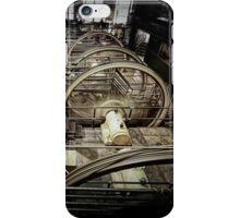 Winding Wheels iPhone Case/Skin