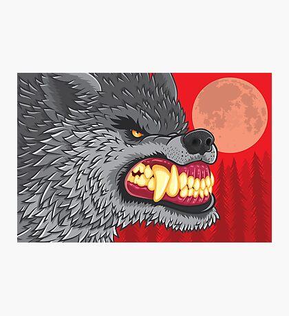 Night of the Werewolf Photographic Print