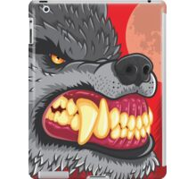Night of the Werewolf iPad Case/Skin