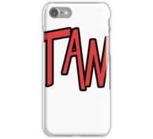 STANKER SHIRT STANK OFFICIAL HOOT iPhone Case/Skin