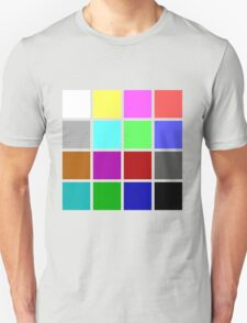 CGA colors T-Shirt