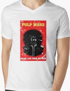 Pulp Wars Mens V-Neck T-Shirt