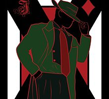 Jack of Diamonds by ProxishDesigns