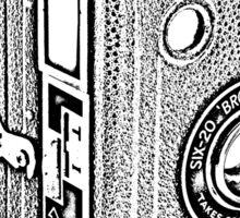 Box Camera Sticker