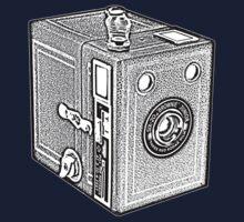 Box Camera One Piece - Short Sleeve