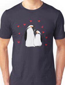 Penguin Partners - Vday edition Unisex T-Shirt