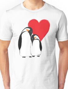 Penguin Partners - Vday edition 2 Unisex T-Shirt