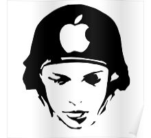apple head  Poster