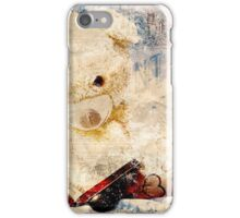 A book can take you anywhere ... iPhone Case/Skin