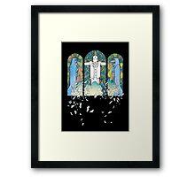 Moon Knight Framed Print