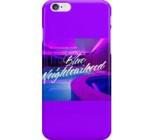 Troye Sivan Blue Neighborhood Poolside iPhone Case/Skin