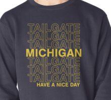 Maize Michigan Tailgate Pullover