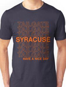 Syracuse Tailgate Unisex T-Shirt