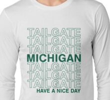 MSU Tailgate Long Sleeve T-Shirt