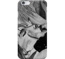 Xena Gabrielle Kiss iPhone Case/Skin