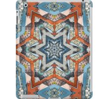 Abstract Geometric Structures iPad Case/Skin