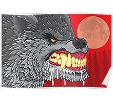 Night of the Rabid Werewolf Poster