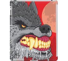 Night of the Rabid Werewolf iPad Case/Skin