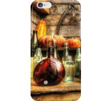 Old Glass Bottles iPhone Case/Skin