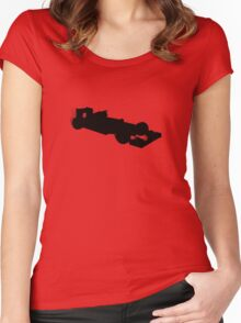 Racing Car 3 Women's Fitted Scoop T-Shirt