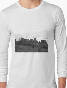 A Travel To The Past Long Sleeve T-Shirt