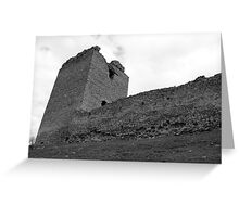 Echoes In The Stone Greeting Card