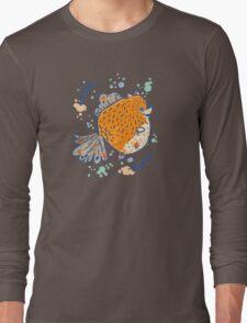 Pomfish Long Sleeve T-Shirt