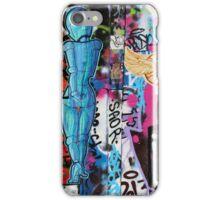 Blue Girl iPhone Case/Skin