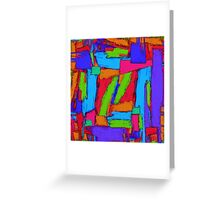 Sequential steps Greeting Card