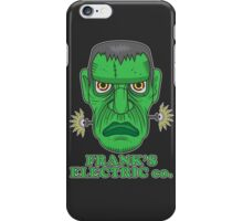 Frank's Electric Company iPhone Case/Skin