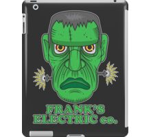 Frank's Electric Company iPad Case/Skin