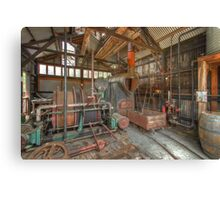 The Workshed - HDR Canvas Print