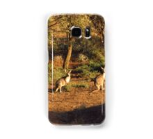 Two Roos Samsung Galaxy Case/Skin