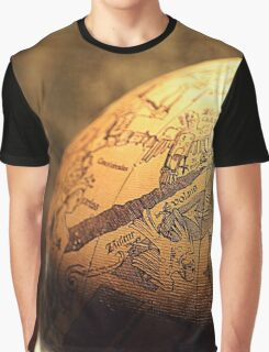 Old World Graphic T-Shirt