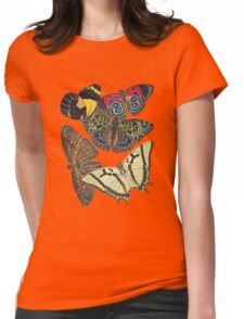 FF - Butterfly-7 Womens Fitted T-Shirt