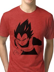 Vegeta - Dragon Ball Tri-blend T-Shirt
