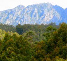 Mount Roland, Tasmania Sticker