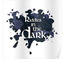 Riddles in the Dark Poster